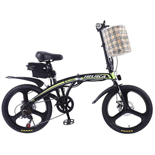 """Folding Electric Bike 20"""" eBike"""