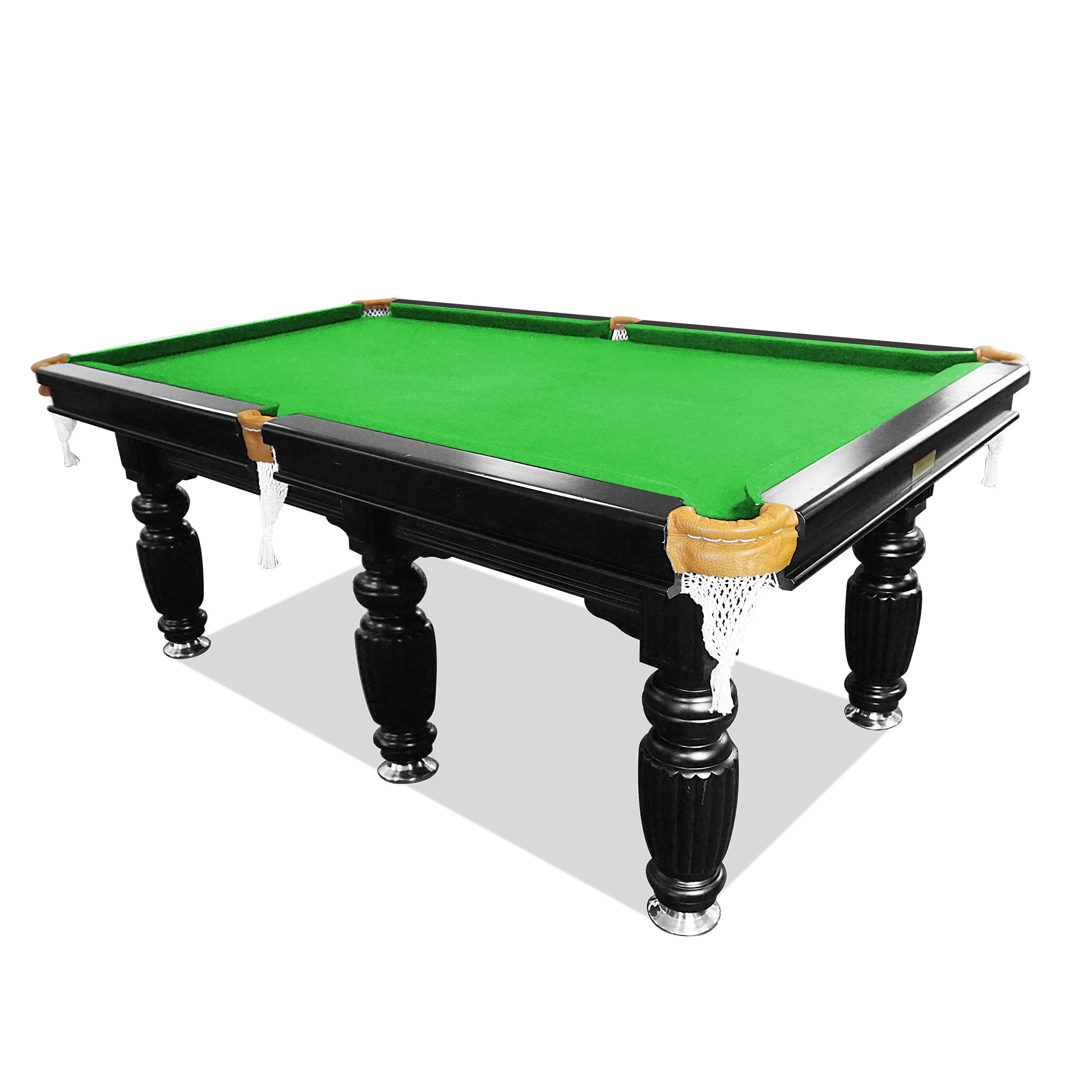 10ft luxury green slate  pool table